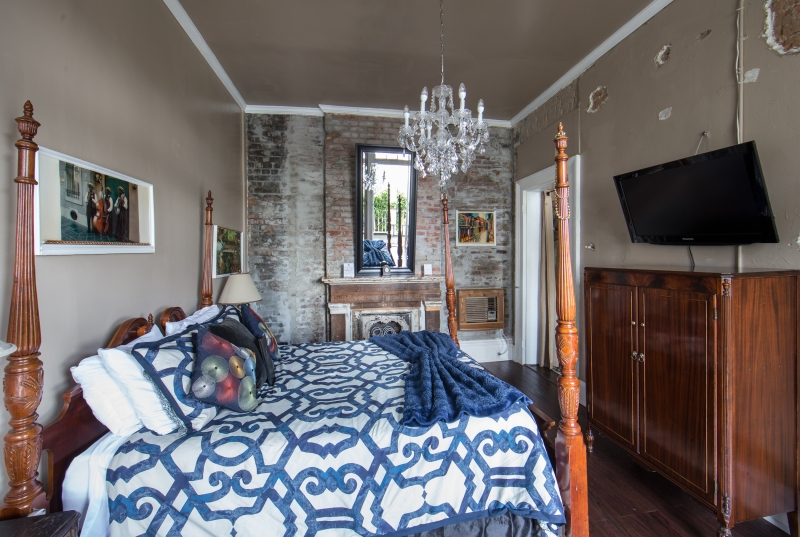 Rogers 39 1 b b of new orleans fleur de lis mansion for Best private dining rooms new orleans