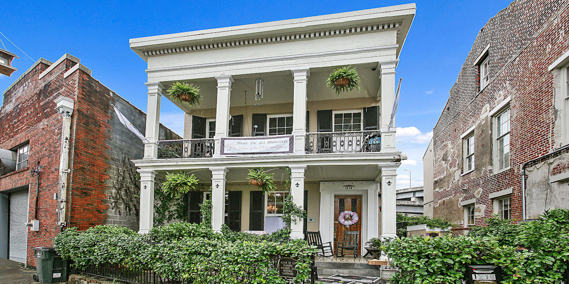 New Orleans Bed And Breakfast Near French Quarter