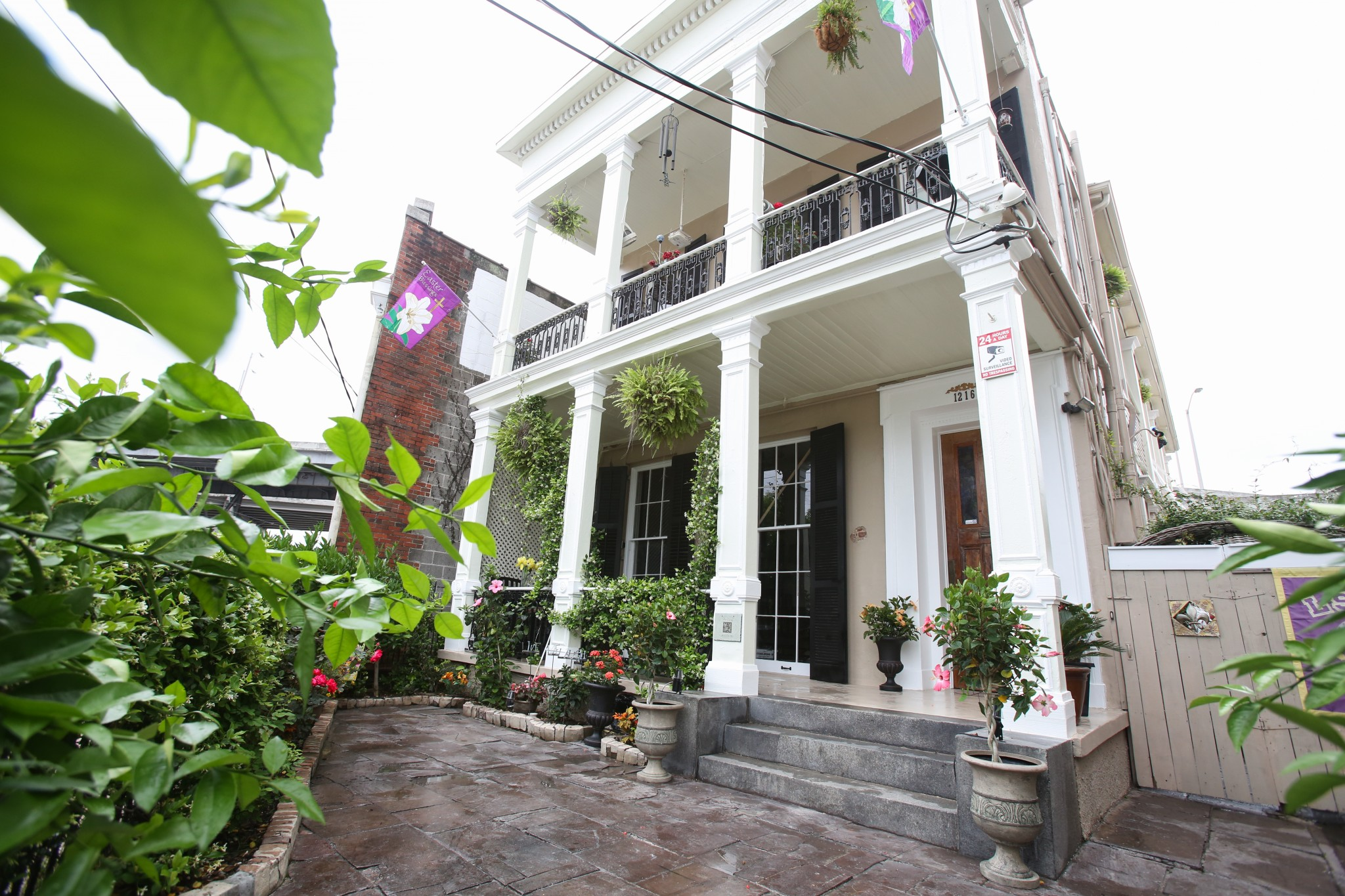 Bed And Breakfast Near Convention Center New Orleans